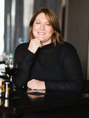 "Sarah Pritchard of Table 128 Bistro and Bar in Clive is one of the first women to be showcased in the 40 ""Women to Watch"" list by the Iowa Restaurant Association."