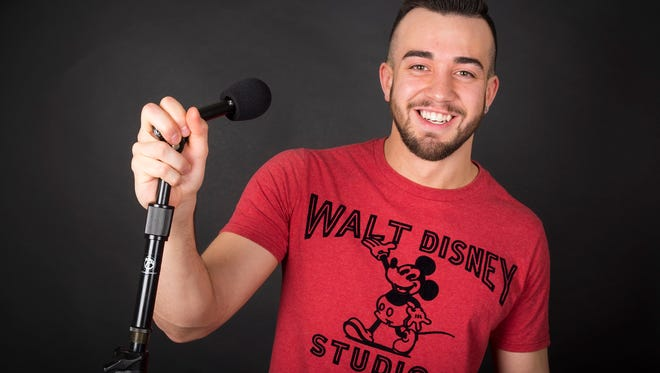 Port Huron native Joe Santoni is part of Disney's new a cappella group, D Cappella.  On Sunday, April 29, the group performed on American Idol.