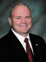 "Toms River Councilman Maurice B. ""Mo"" Hill Jr."