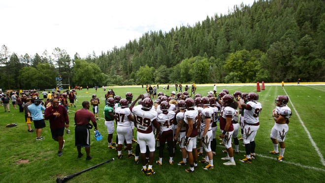 Should ASU football's Camp Tontozona be renamed Camp Kush? That is what new Arizona State coach Herm Edwards is calling it.