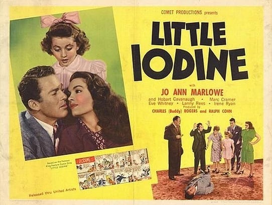 Little Iodine, 1946