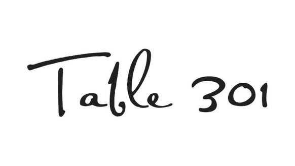 Table 301 plans to use the company's new food truck