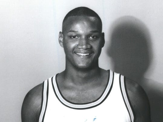 Terry Mills from his days at Michigan