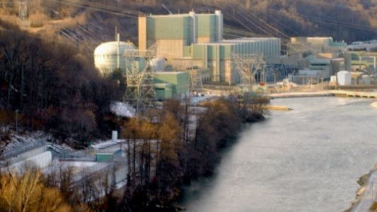 Peach Bottom Atomic Power Station, located on the Susquehanna River in southern York County, houses two boiling water reactors that generate a combined 2,700 megawatts of power.
