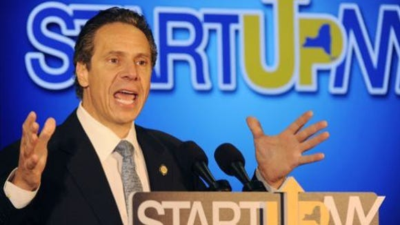 Gov. Andrew Cuomo launched the Start-Up NY program in 2013, providing no taxes for 10 years for companies that locate in specific zones near or on colleges