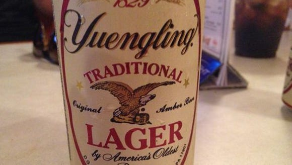 Beers from America's oldest brewery Yuengling will