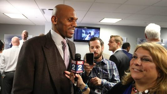 Jerry Stackhouse could be a prime candidate for the Detroit Pistons.