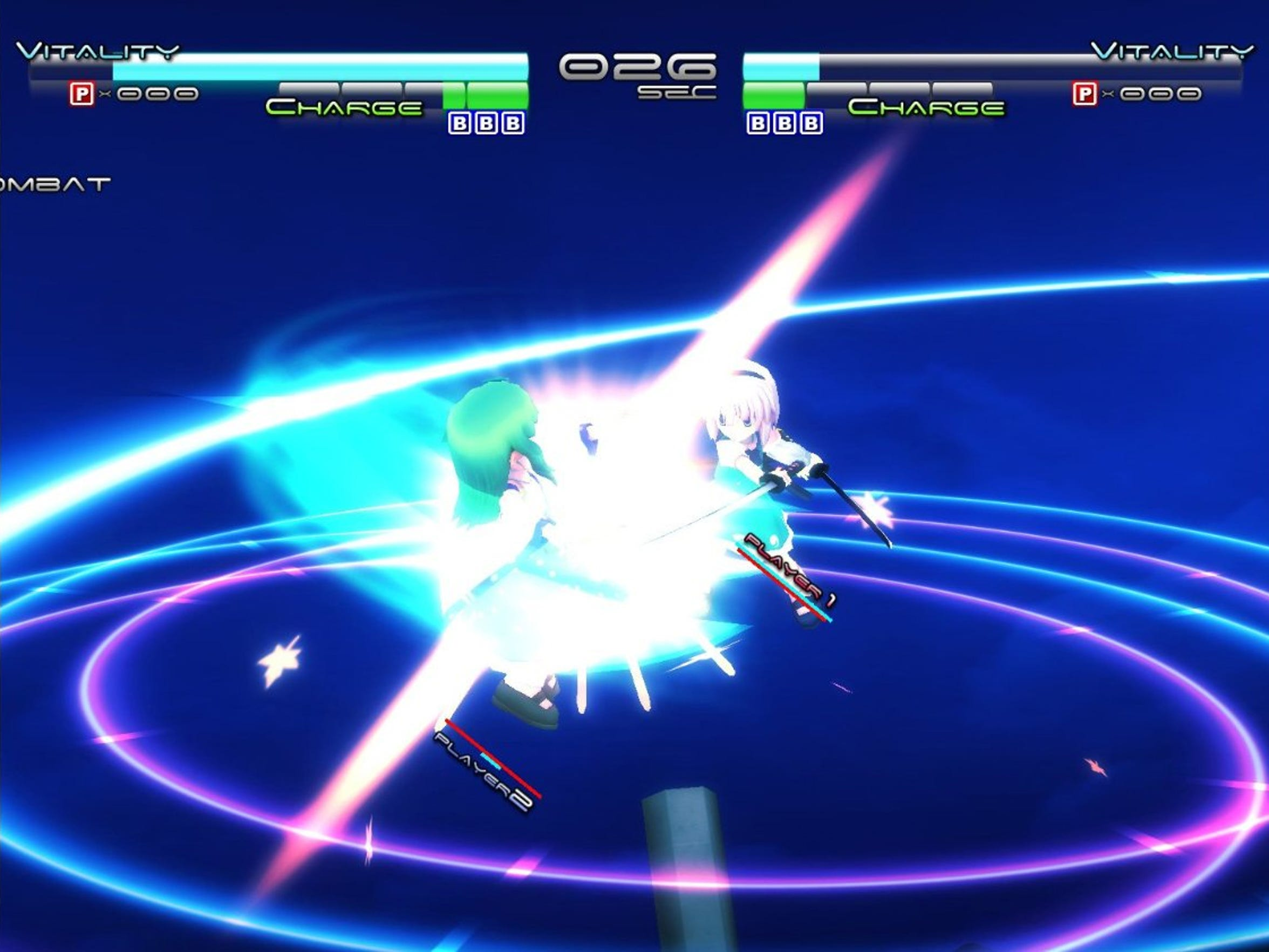 Touhou Genso Rondo: Bullet Ballet lets you get up close