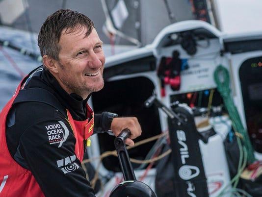 AP SAILING VOLVO OCEAN RACE MAN OVERBOARD S SAI XSE
