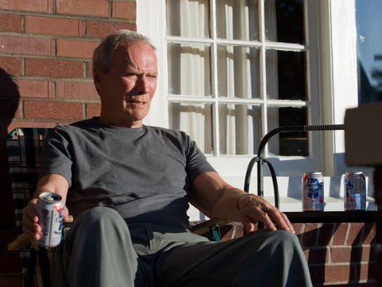 Clint Eastwood starred as Walt Kowalski in  'Gran Torino,'