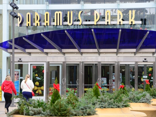 Paramus Park is the youngest of the four Paramus malls,  at 43.