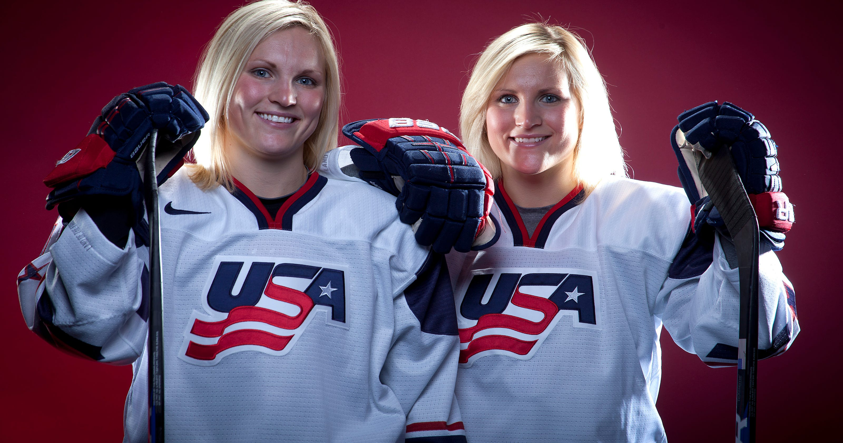 Lamoureux sisters driving 27 hours to start Olympic training b4b118abcfb