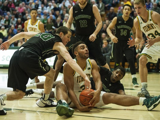 Dartmouth vs. Vermont Men's Basketball 12/07/16
