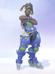 """Lucio from """"Overwatch"""" is voiced by Jonny Cruz, who will be at Game On Expo in Phoenix."""