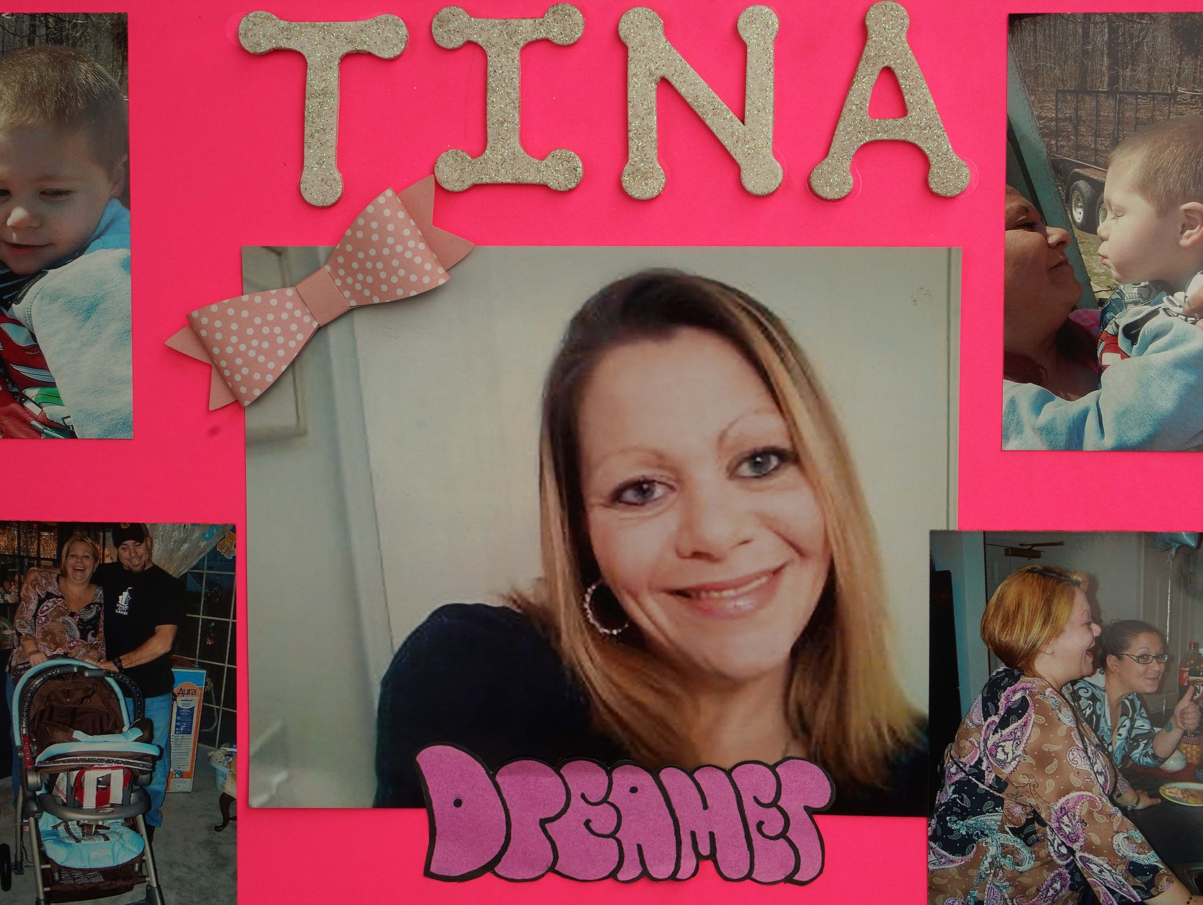 Linda Bucci's 35-old-daughter, Tina, was found dead