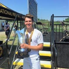 Pleasant soccer grad Logan Thompson adds national championship to resume