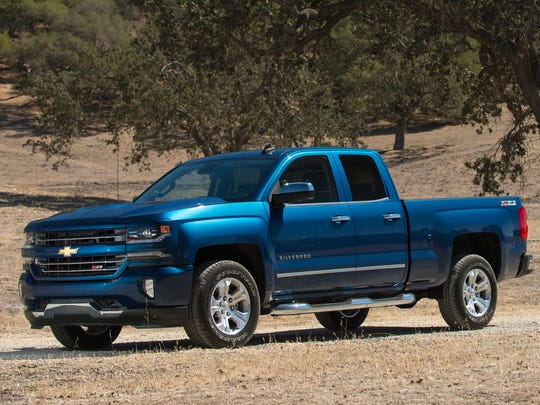 The 2018 Chevrolet Silverado won the J.D. Power awards for both the large light duty and heavy duty pickup segments.