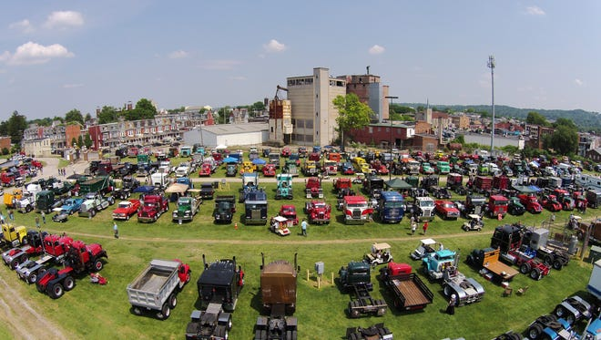 The American Truck Historical Society National Convention and Truck Show took place in York, Pennsylvania, in 2015. The show rolls into Salem May 26-28 at the Oregon State Fair & Expo Center, 2330 17th St. NE.