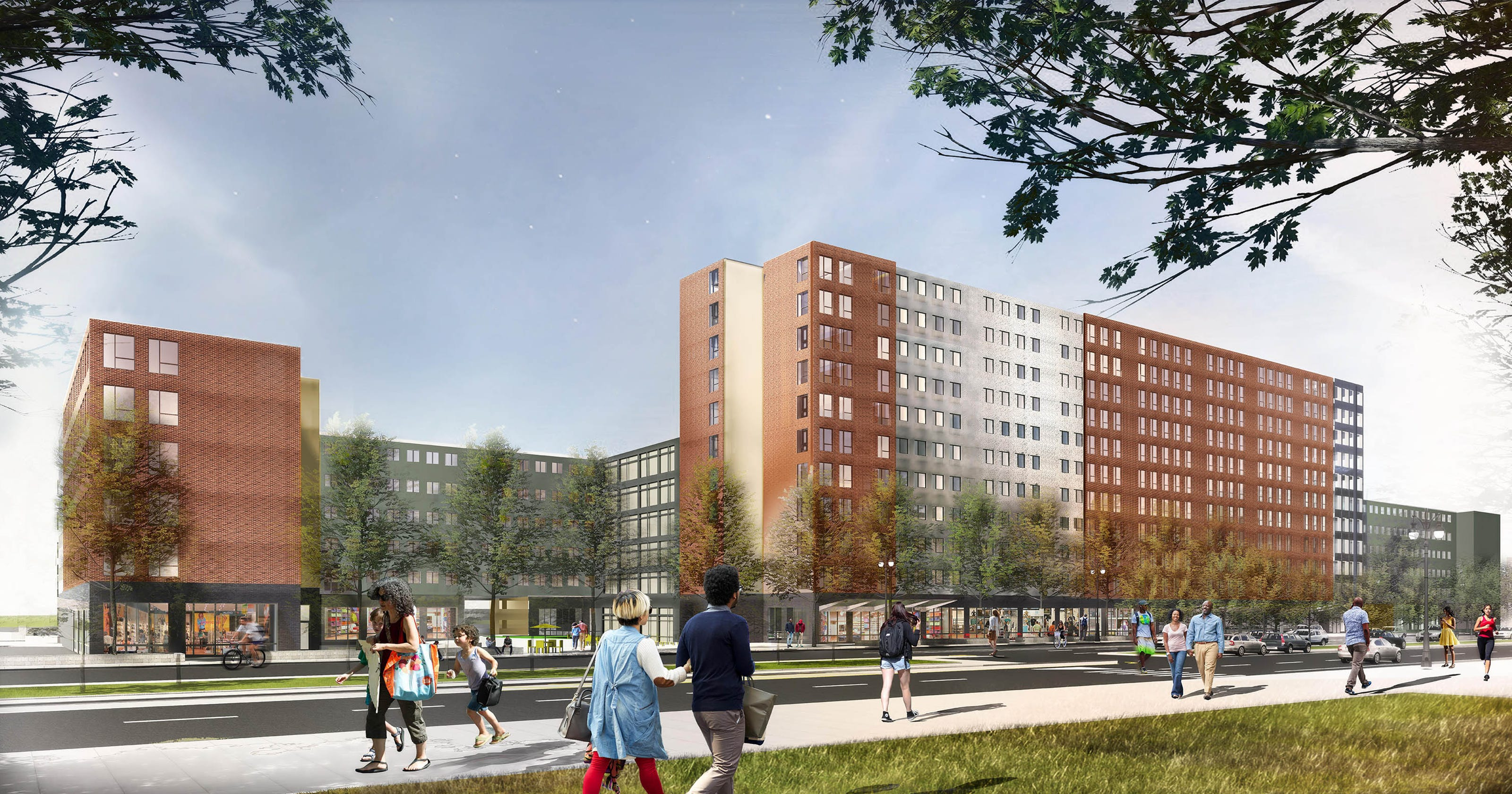 Wayne State Approves Private Partnership For Housing