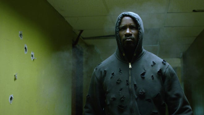 Luke Cage is unbreakable. Netflix? Not so much.