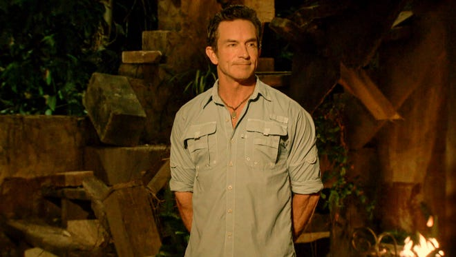 "One ""Survivor"" constant, going back to beginning of the groundbreaking competition, is host Jeff Probst, who was on hand for two post-Super Bowl episodes."