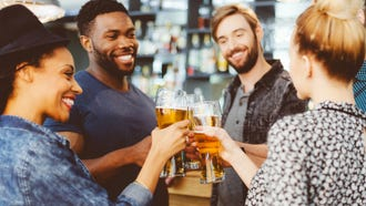 Here's how to drink beer like a class act—without seeming snobby.