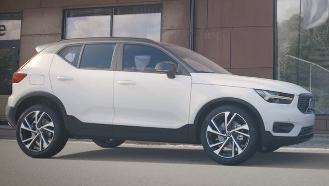 Volvo XC40 will be the latest entrant in the luxury compact SUV segment.