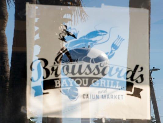 Broussard's Bayou - Navarre