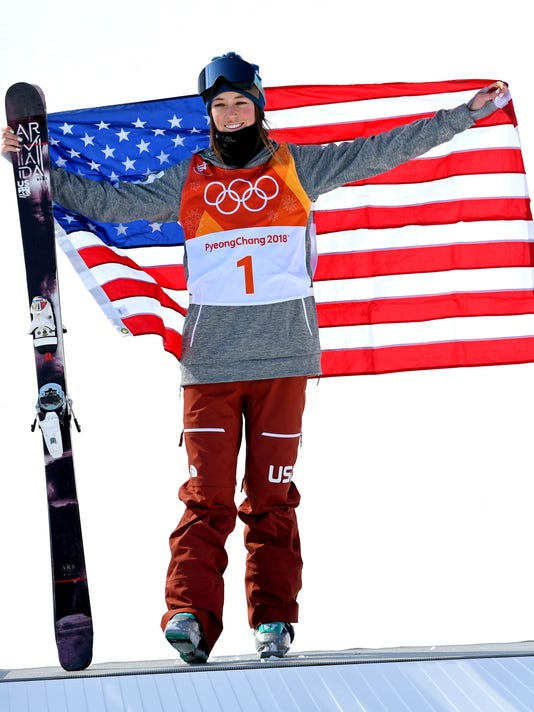Olympics: Freestyle Skiing