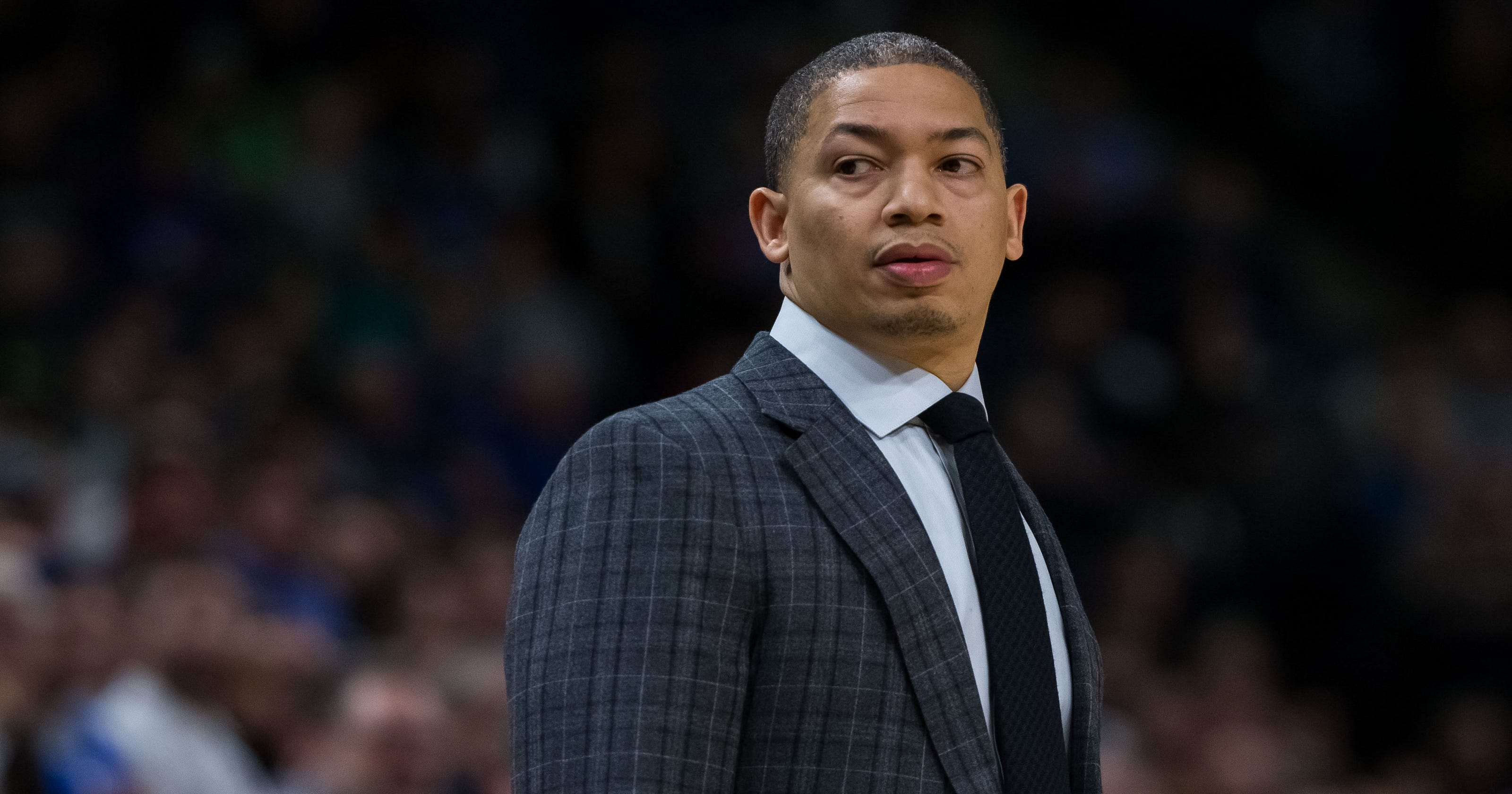 21cf5505402 Cavaliers coach Ty Lue stepping away from team due to health concerns