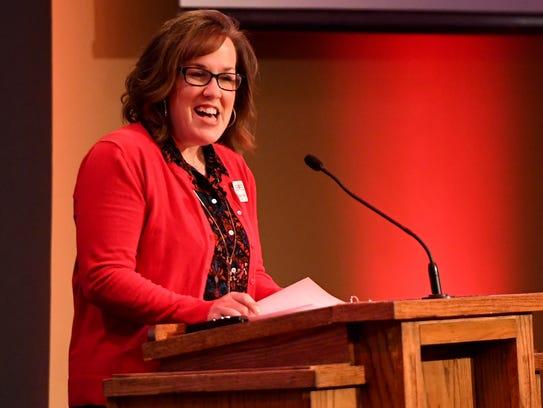 West TN Heart Walk/Go Red for Women Regional Director