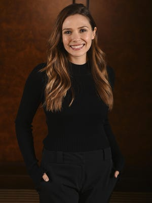"""Elizabeth Olsen stars in the Facebook Watch series """"Sorry For Your Loss,"""" where she plays a young woman named Leigh who is dealing with the sudden loss of her husband."""