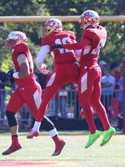 Bergen Catholic is looking for its first state title since 2004.