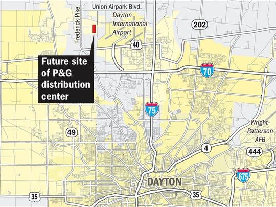 P&G warehouse Dayton_Online