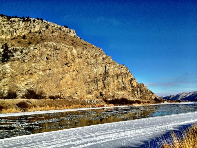 Missouri Headwaters State Park