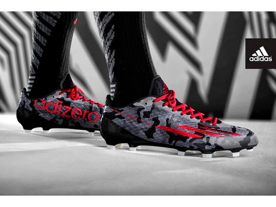U of L's new uniforms include 5-Star 3.0 cleats, the lightest made.