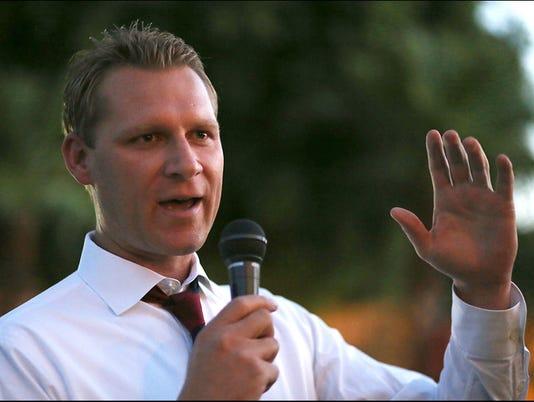 Benoit Election Party4