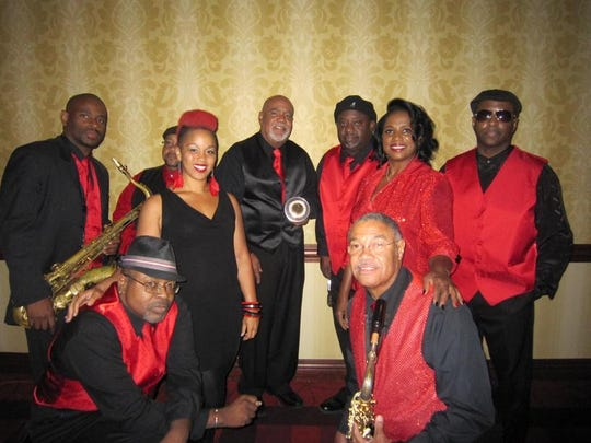 Entice Band will perform at Friday Night Live on July 7.