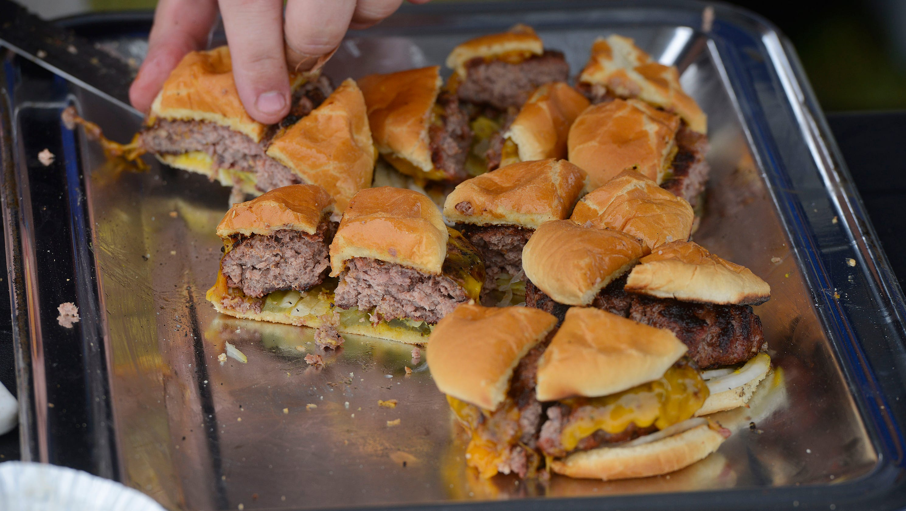 Turf To Surf Facebook >> Burgers or crawfish: Why not both?