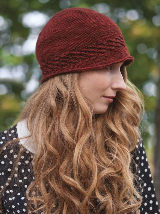 Free Pattern Laura Nelkins Folly Cloche