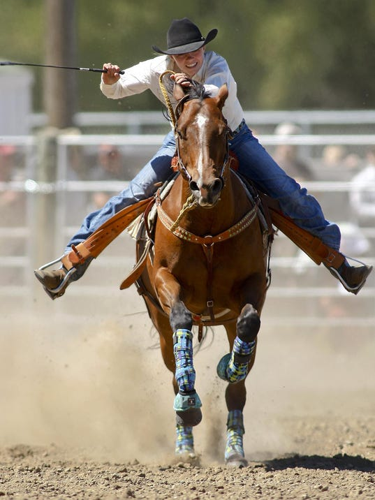 Rodeo Msu S Salmond Ugf S Knight Star In Bozeman