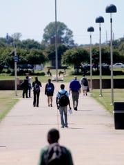 LSUS campus
