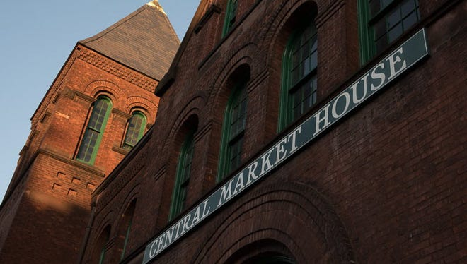Several vendors will be opening at Central Market in downtown York in the coming weeks.