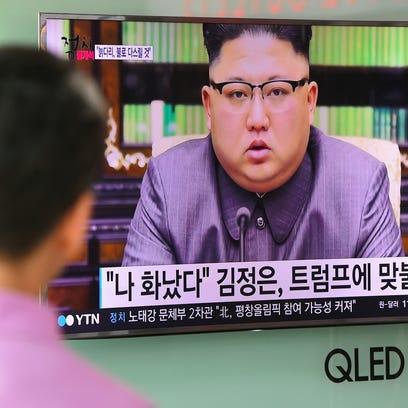Kim Jong-Un, líder coreano.