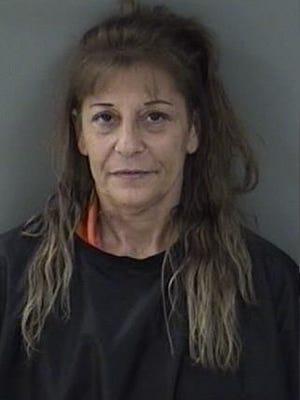 Frances P. Black, 57, was arrested Nov. 28 in Indian River County.