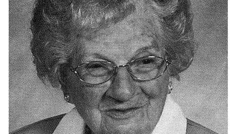 Ruby Meyers-Obituary