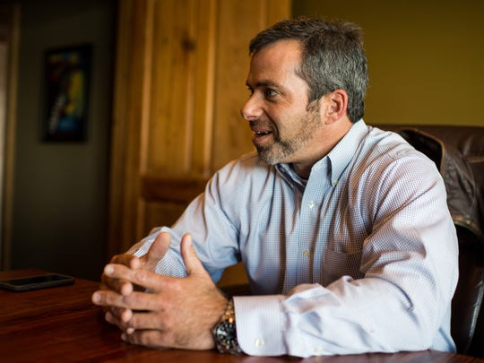 Sheriff-elect Garber discusses transition, public image