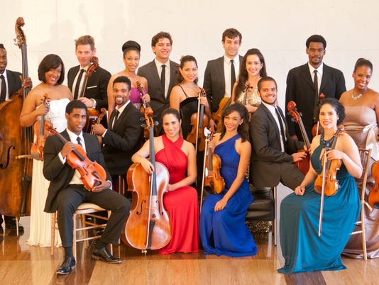 Sphinx Virtuosi at the Kennedy Center Terrace Theater