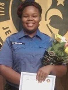 Breonna Taylor, a 26-year-old emergency medical technician, died after being shot at least eight times in March when three police officers entered her Louisville, Ky. apartment by force to serve a search warrant in a narcotics investigation.