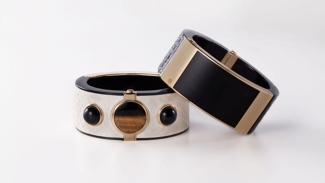 The new MICA smart bracelet.